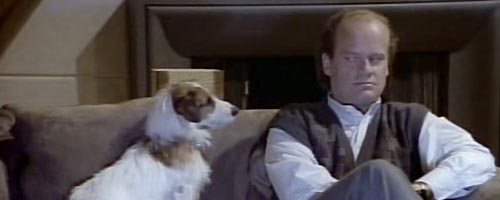 Frasier – The Good Son (1.01 – 20ème anniversaire)