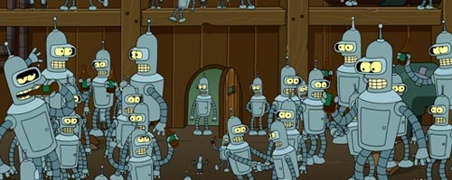 Futurama – Neutopia / Benderama (6.14 & 6.15)