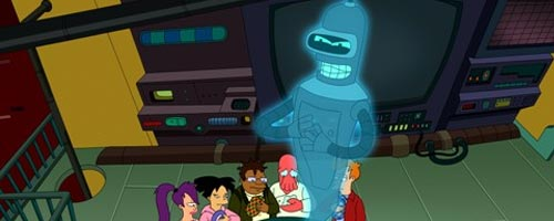 Futurama – Ghost in the Machines (6.16)
