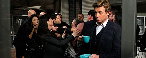 The Mentalist : You've been LaRoched (saison 3)