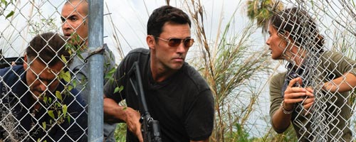 Burn Notice : officieusement espion (Saison 5, partie 1)