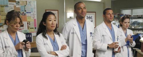greys 803 Grey's Anatomy: la force très tranquille (saison 8)