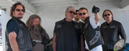 SOA 407 - Sons of Anarchy : From Mexico with Love (Saison 4)