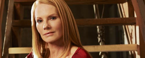 Portrait Actrice : Marg Helgenberger