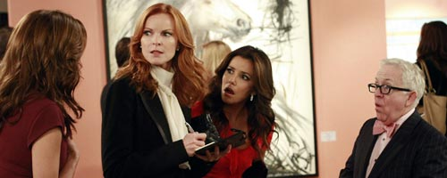 Desperate Housewives – Suspicion Song (8.08)