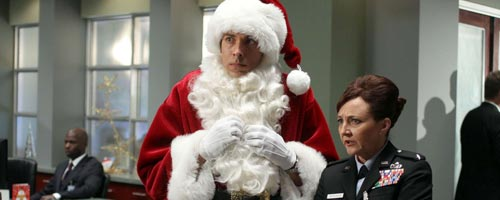 Chuck – Chuck Versus the Santa Suit (5.07)