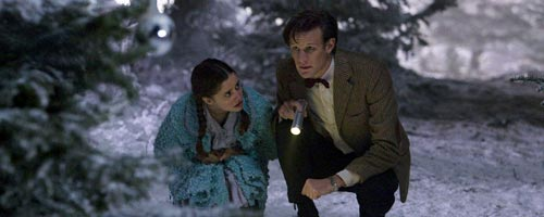 Doctor Who Christmas Special – The Doctor, the Widow and the Wardrobe