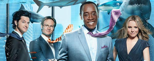 Un teaser pour la saison 3 de House of Lies