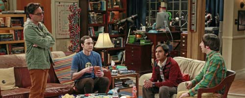The Big Bang Theory – The Speckermen Recurrence (5.11)