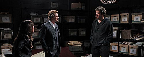 The Mentalist – The Redshirt (4.09)