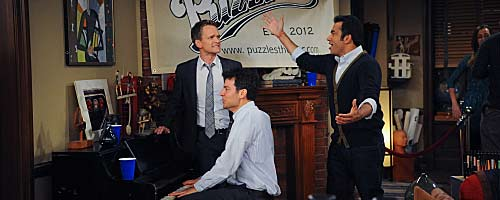 How I Met Your Mother – Tailgate (7.13)