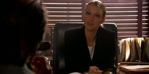 just legal Spotted : Natalie Zea