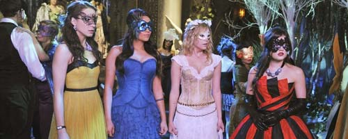 Pretty Little Liars : démasqué(e) ? (Saison 2, Partie 2)