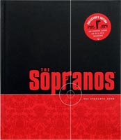 The Sopranos Complete Book - Livre - The Sopranos: The Complete Book