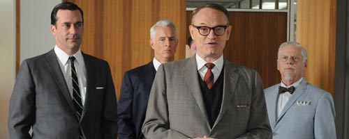 Mad Men – A Little Kiss (5.01 & 5.02)