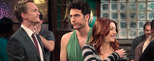 How I Met Your Mother – Now We're Even (7.21)
