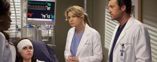 Grey's Anatomy – The Girl with No Name (8.20)