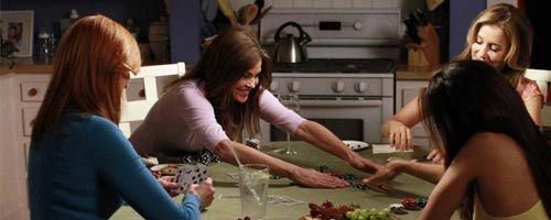 Desperate Housewives – Give Me The Blame / Finishing the Hat (8.22 & 23 – fin de série)