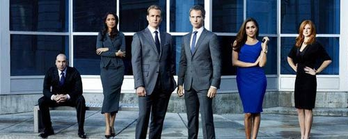 Suits – She Knows (2.01 – Season Premiere)