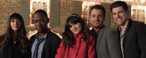 New Girl : Who's that girl ? It's Jess ! (saison 1)