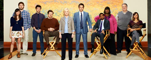 NBC commande une saison 6 de Parks & Recreation et annule Whitney, Up All Night, Guys With Kids et 1600 Penn