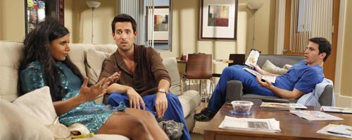 The Mindy Project 1x01 pilote The Mindy Project   Pilot (1.01)