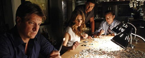 Castle – After the storm (5.01)