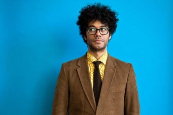 Spotted : Richard Ayoade