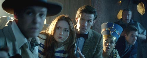 Doctor Who – Dinosaurs on a Spaceship (7.02)