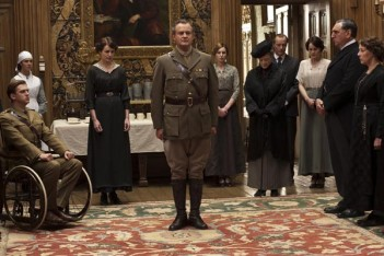 Downton Abbey Saison 2 : un véritable champ de bataille