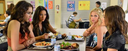 Pretty Little Liars : The A-Team (Saison 3, Partie 1)