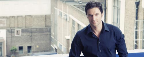 Portrait Acteur : Richard Armitage