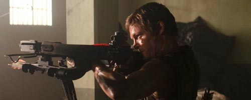 The Walking Dead 3x02 - The Walking Dead – Sick (3.02)