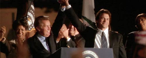 The west wing critictoo s ries tv for A la maison blanche saison 6