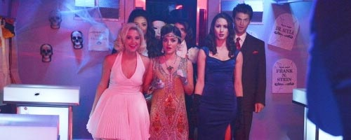Pretty Little Liars – This is a Dark Ride (3.13 – Spécial Halloween)