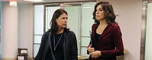 The Good Wife – And The Law Won (4.02)