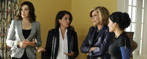The Good Wife – Waiting for the Knock (4.05)