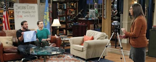 The Big Bang Theory – The Habitation Configuration (6.07)