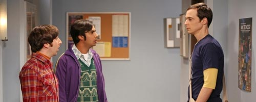 The Big Bang Theory – The 43 Peculiarity (6.08)
