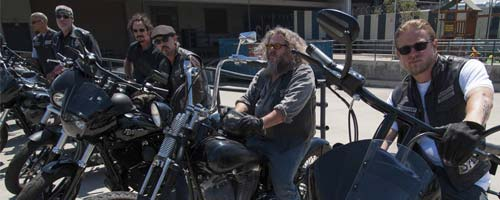 sons of anarchy saison 5 - Sons of Anarchy : la vengeance du fils (saison 5)