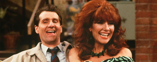 Al et Peggy Bundy (Married... with Children)