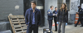 Castle – The Fast and the Furriest (5.20)