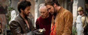 Da Vinci's Demons – The Hanged Man (1.01 – Pilote)
