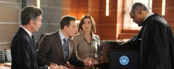The Good Wife – Rape: A Modern Perspective (4.20)