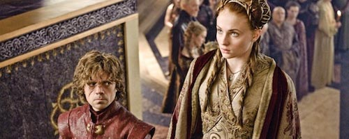 Game of Thrones 3x08 - Game of Thrones - Second Sons (3.08)