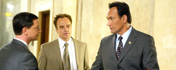 The West Wing : Regarder vers l'avenir (saison 6)