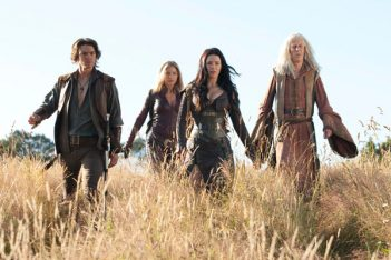 Legend of the Seeker : L'Épée de vérité, de l'Heroic Fantasy simple et efficace