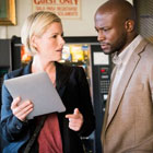 Une bande-annonce pour Murder in the First avec Taye Diggs et Kathleen Robertson