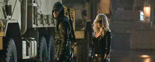 Arrow - Crucible (2.04)