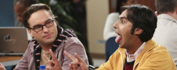 The Big Bang Theory – The Romance Resonance (7.06)